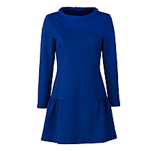 Buy Tara Jarmon Milano Dress, Electric Blue Online at johnlewis.com