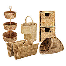 John Lewis Water Hyacinth Storage