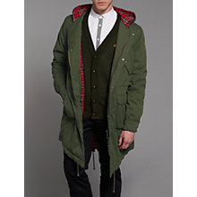 Buy Merc Tobias Parka Online at johnlewis.com