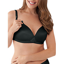 Buy Bravado Bliss Nursing Bra, Black Online at johnlewis.com