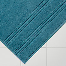 Buy John Lewis Luxury Cotton Bath Mat Online at johnlewis.com