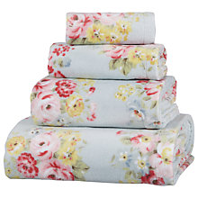 Buy Cath Kidston Spring Bouquet Towels, Multi Online at johnlewis.com