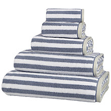 Buy John Lewis Coastal Stripe Dune Towels, Multi Online at johnlewis.com