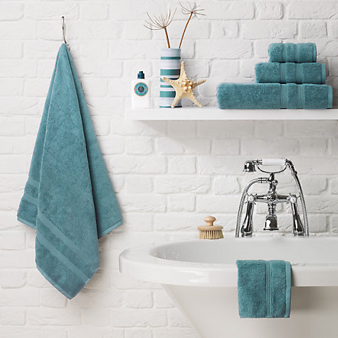 Buy John Lewis Luxurious Cotton Bath Mat Online at johnlewis.com