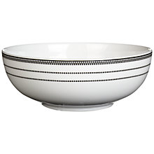 Buy John Lewis Platinum Dot Cereal Bowl Online at johnlewis.com