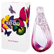 Buy Kenzo MADLY KENZO Eau de Toilette Online at johnlewis.com