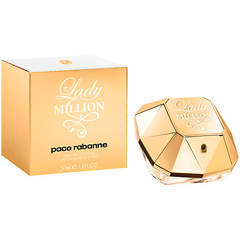 Buy Paco Rabanne Lady Million Eau de Toilette Online at johnlewis.com