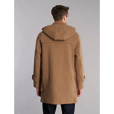 Buy Merc Bluefield Duffel Coat, Tan Online at johnlewis.com