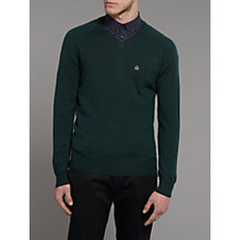Buy Merc Conrad V-Neck Jumper Online at johnlewis.com