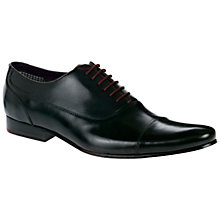 Buy Ted Baker Churen 2 Leather Oxford Shoes Online at johnlewis.com