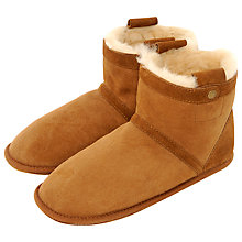 Buy Just Sheepskin Chester Boot Slippers Online at johnlewis.com