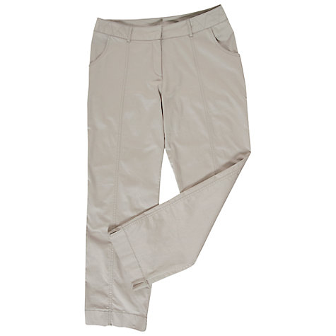Buy Chesca Twinstitched Trousers, Porcini Online at johnlewis.com