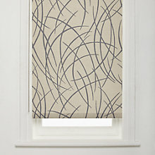 Buy John Lewis Vetiver Daylight Roller Blind, Blue Online at johnlewis.com