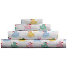 Buy Cath Kidston Rubber Ducks Towels, Multi Online at johnlewis.com