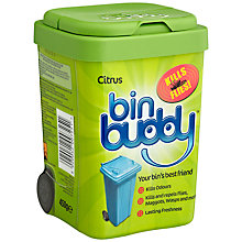 Buy Bin Buddy Bin Freshener, Citrus, 450g Online at johnlewis.com