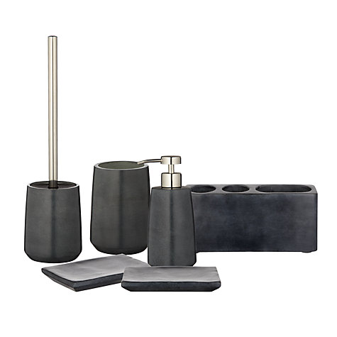 Buy John Lewis Soapstone Tray, Grey Online at johnlewis.com