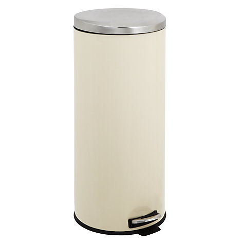 Buy John Lewis Pedal Bin, 30L Online at johnlewis.com