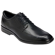 Buy Rockport Business Lite Moc Toe, Black Online at johnlewis.com