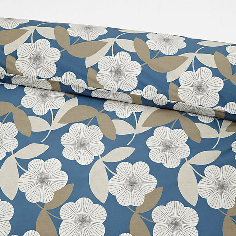 Buy John Lewis Astrid Flower Duvet Cover and Pillowcase Set Online at johnlewis.com
