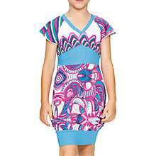 Buy Desigual Tucan Dress, Blue Online at johnlewis.com