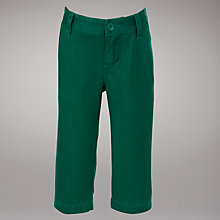 Buy Gant Chino Trousers, Green Online at johnlewis.com
