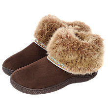 Buy Totes Woodlands Boot Slippers Online at johnlewis.com