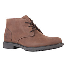 Buy Timberland Stormbuck Chukka Boots, Brown Online at johnlewis.com
