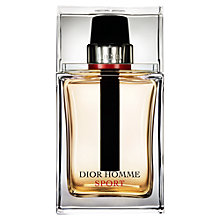 Buy Dior Homme Sport Eau de Toilette Online at johnlewis.com