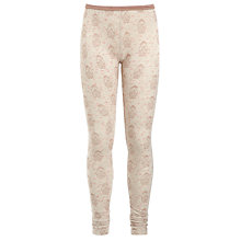 Buy Scotch R'belle Russian Doll Leggings, Beige Online at johnlewis.com