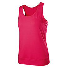Buy Adidas Multifunctional Essentials Tank Top, Bright Pink Online at johnlewis.com