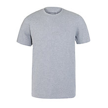 Buy John Lewis Cotton Short Sleeve Lounge T-Shirt Online at johnlewis.com