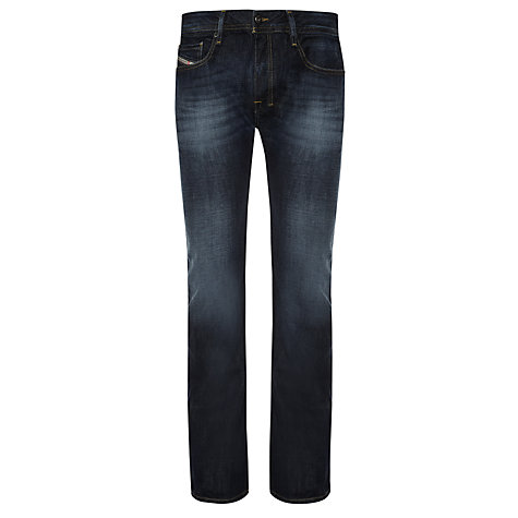 Buy Diesel Zatiny 0074W Bootcut Jeans, Blue Online at johnlewis.com