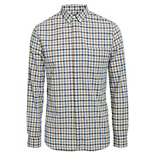 Buy Farhi by Nicole Farhi Bates Cotton Check Shirt Online at johnlewis.com