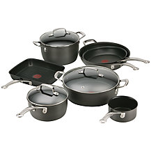 Tefal Jamie Oliver Hard Anodised Cookware