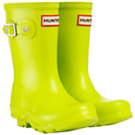 Hunter Glow in the Dark Wellington Boots