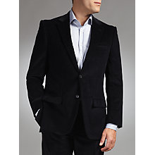 Buy John Lewis Corduroy Suit, Navy Online at johnlewis.com