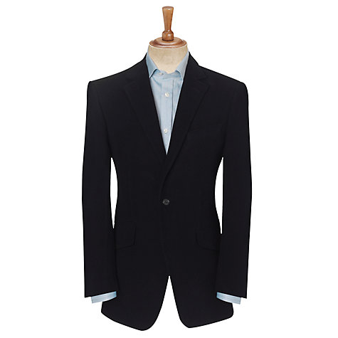 Buy John Lewis Moleskin Jacket, Navy Online at johnlewis.com