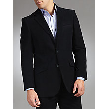 Buy John Lewis Moleskin Suit, Navy Online at johnlewis.com