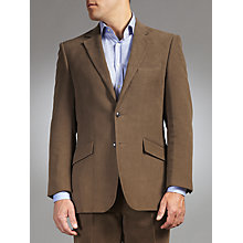 Buy John Lewis Moleskin Suit, Natural Online at johnlewis.com