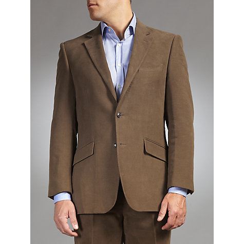 Buy John Lewis Moleskin Jacket, Natural Online at johnlewis.com