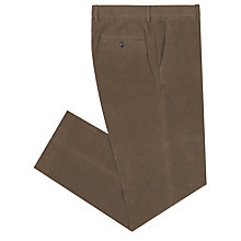 Buy John Lewis Moleskin Trousers, Natural Online at johnlewis.com