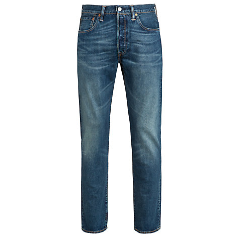 Buy Levi's 501 Original Straight Jeans, Hook Online at johnlewis.com