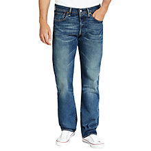 Buy Levi's 501 Straight Jeans, Hook Online at johnlewis.com