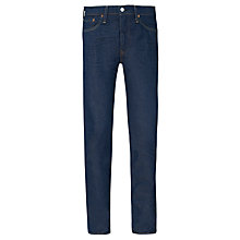 Buy Levi's 505 Regular Straight Jeans, Broken Raw Online at johnlewis.com