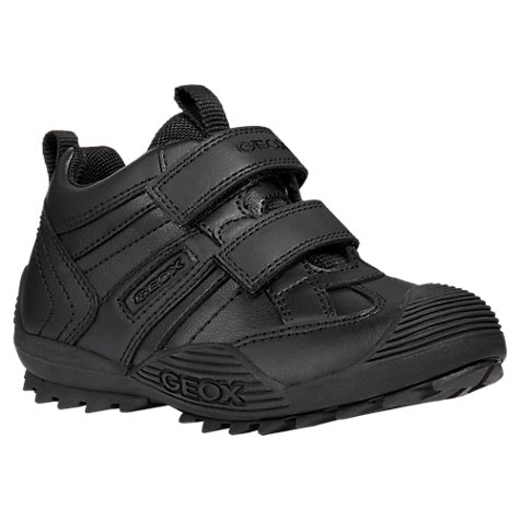 Buy Geox Savage Shoes, Black Online at johnlewis.com