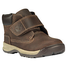 Buy Timberland Hook and Loop Boots, Brown Online at johnlewis.com