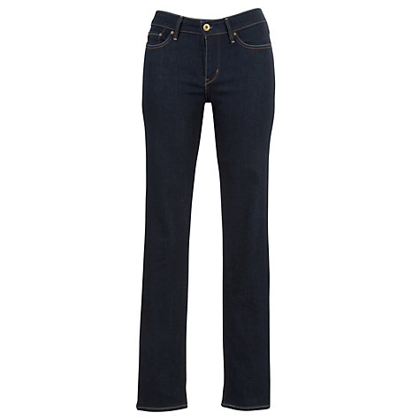 Buy Levi's Curve ID - Slight Curve Slim Leg Jeans, Richest Indigo Online at johnlewis.com