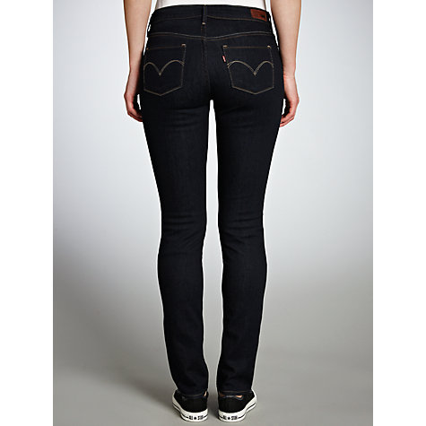 Buy Levi's Curve ID - Slight Curve Slim Leg Jeans, Indigo Online at johnlewis.com