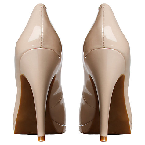 Buy Nine West Rocha Patent Court Shoes Online at johnlewis.com