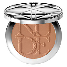 Buy Dior Diorskin Nude Tan Bronzing Powder Online at johnlewis.com